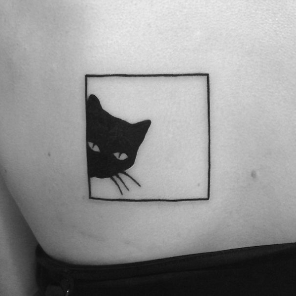 Cat Tattoo Ideas #6